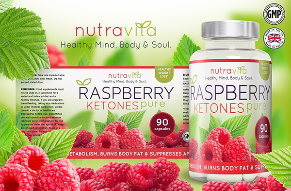 Nutravita Branding